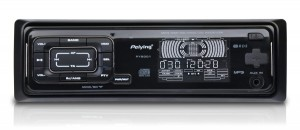 Radio PY8001 4x40W CD/CD-RW/MP3/WMA/USB/SD/MMC