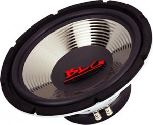 "Woofer 8"" BS 8010 Dual powered edition"